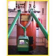 Biokuro degiklis EKOtermas - plius 35 kW