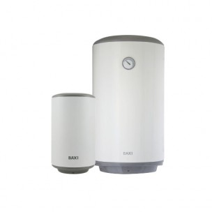 Vandens šildytuvas BAXI R501 10L, virš kriauklės
