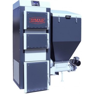 Granulinis katilas SIMAR EKR 25 kW