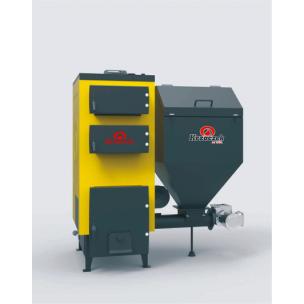 Granulinis katilas KRZACZEK SKP 3D 50 kW