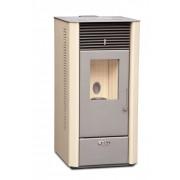 Granulinė krosnelė ASTRA P 7 kW (Smėlio spalva)