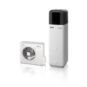 Šilumos siurblys ROTEX HPSU compact 304 H/C 4 kW