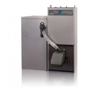 Granulinis katilas NIBE-BIAWAR, PELLUX 200 TOUCH 20 KW SU 300L BUNKERIU