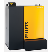 Granulinis katilas ETA PelletsCompact 50 kW