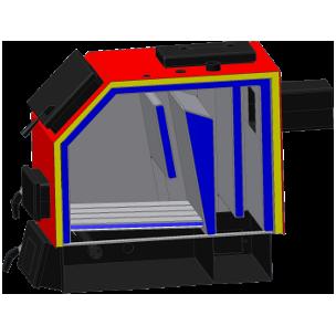 Kieto kuro katilas MODERATOR UNICA 24 kW