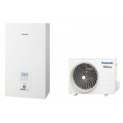 Šilumos siurblys Panasonic Aquarea H GENERATIOAN (oras-vanduo) 7 kW